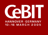 CeBIT 2005 Show Report LetsGoDigital Camera Magazine
